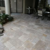 Marble Sidewalk