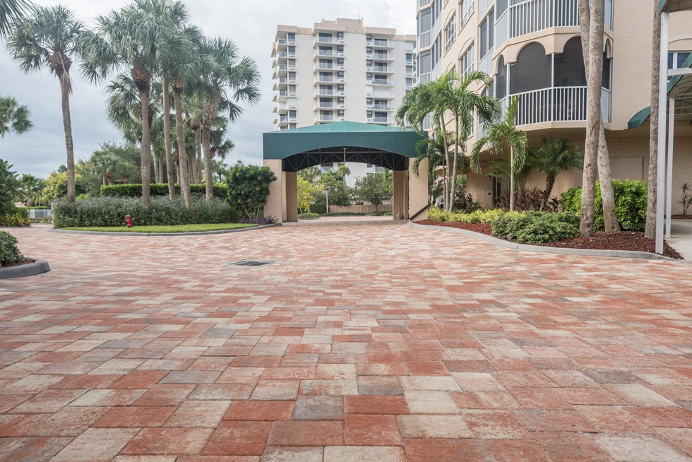 Commercial Brick Paver Projects | Photo Gallery