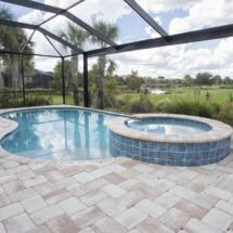Brick Paver Pool 9