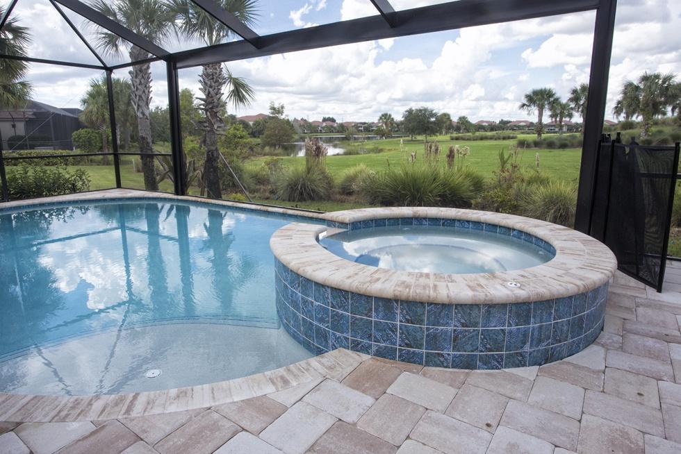 Brick Paver Pool 10