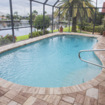 Brick Paver Pool Fort Myers