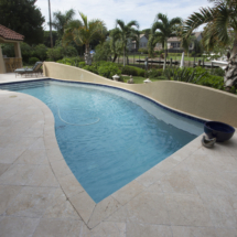 Commercial Pool Deck Brick Pavers