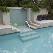Custom Brick Paver Pool Design
