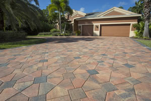 Custom Brick Designs - Driveways