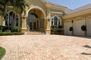 Brick Driveway Designs - Enhanced Beauty