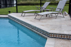 Pool Decks Brick Pavers