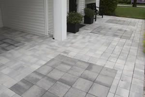 Walkways - Pavers slider