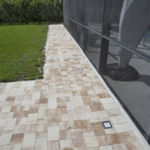 Custom Walkways | Brick Pavers