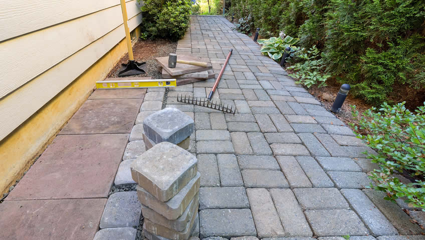 Differences In Pavers